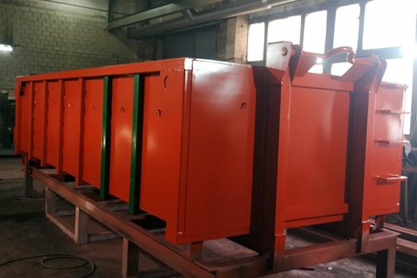 Производство и продажа контейнеров для мусора